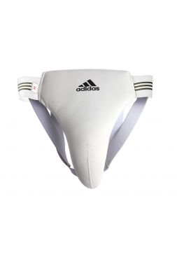 Защита паха Adidas Anatomical Groin Guard белая