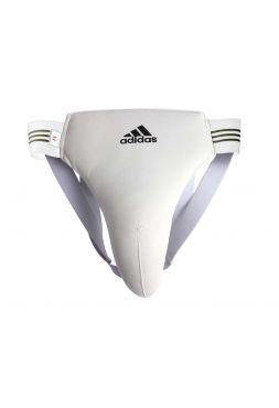 Защита паха Adidas Anatomical Groin Guard белая