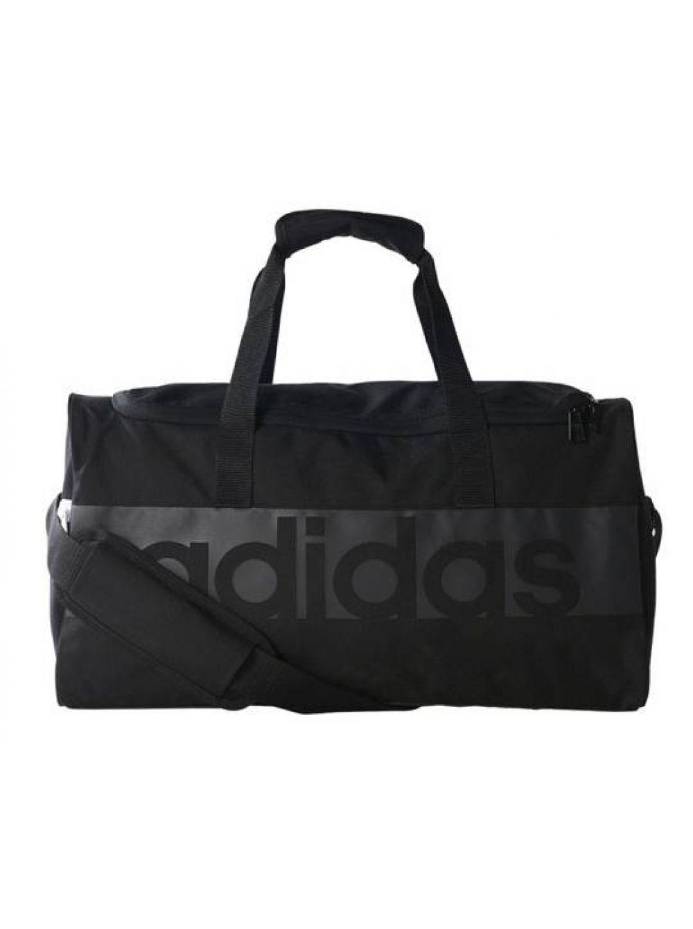 d1fe85e2 Купить спортивную сумку «Adidas Tiro 17 Linear Teambag S» черную