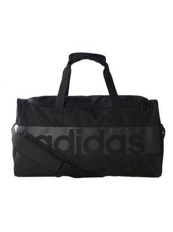 Спортивная сумка Adidas Tiro 17 Linear Teambag S черная