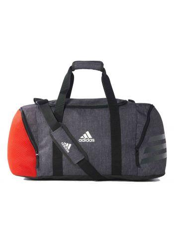Спортивная сумка Adidas Ace 17.2 Teambag M серо-красная