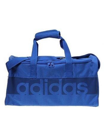 Спортивная сумка Adidas Tiro 17 Linear Teambag M синяя