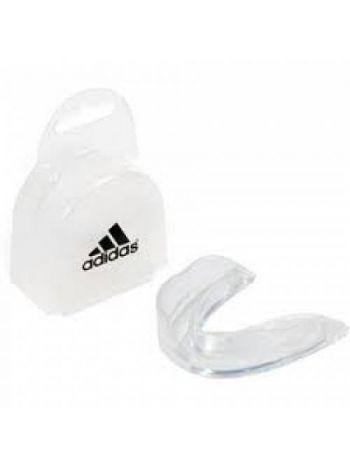 Капа одночелюстная Adidas Single Mouth Guard прозрачная
