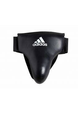 Защита паха Adidas Anatomical Groin Guard черная