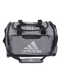 Спортивная сумка Adidas Nylon Team Bag Karate M серая