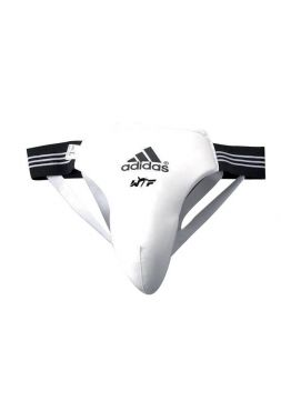 Защита паха Adidas WTF Men Groin Guard белая