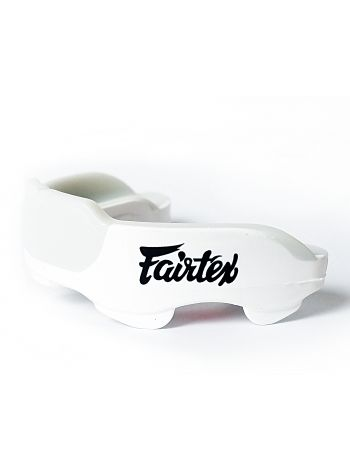 Капа Fairtex MG3 белая