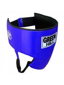 Защита паха Green Hill GROIN GUARD PROFESSIONAL синяя