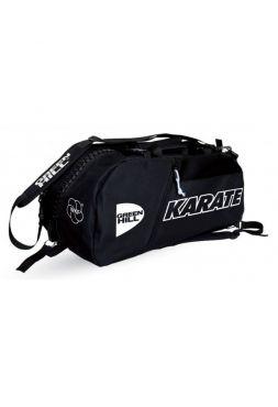 Спортивная сумка Green Hill SPORTS BAG KARATE черная