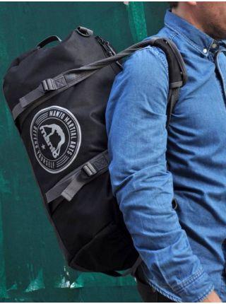 Спортивная сумка MANTO COMPACT черная