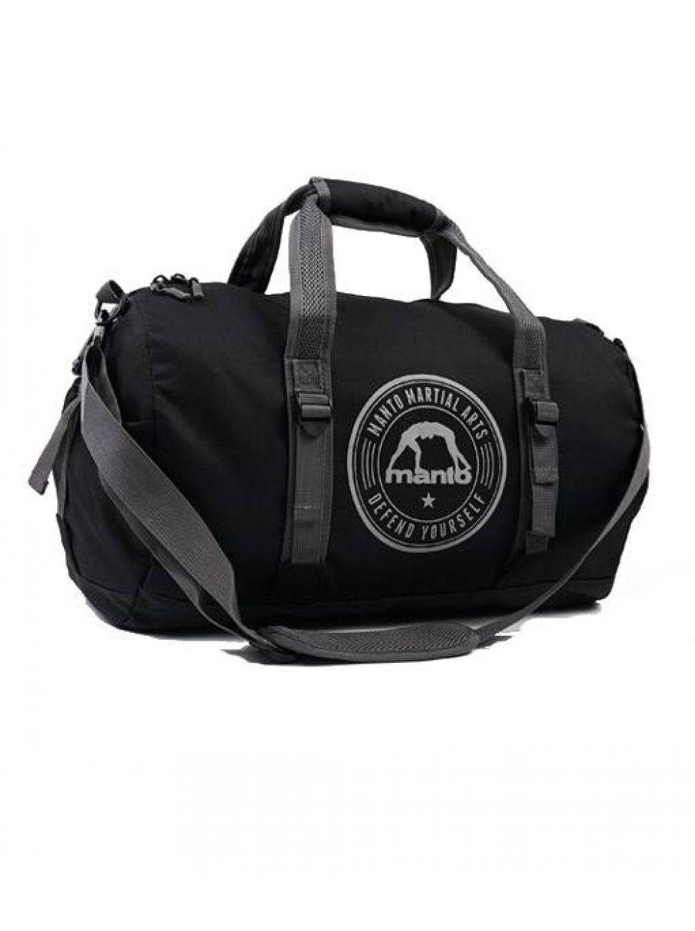 4a805f4da6f7 Купить спортивную сумку «MANTO COMPACT» черную