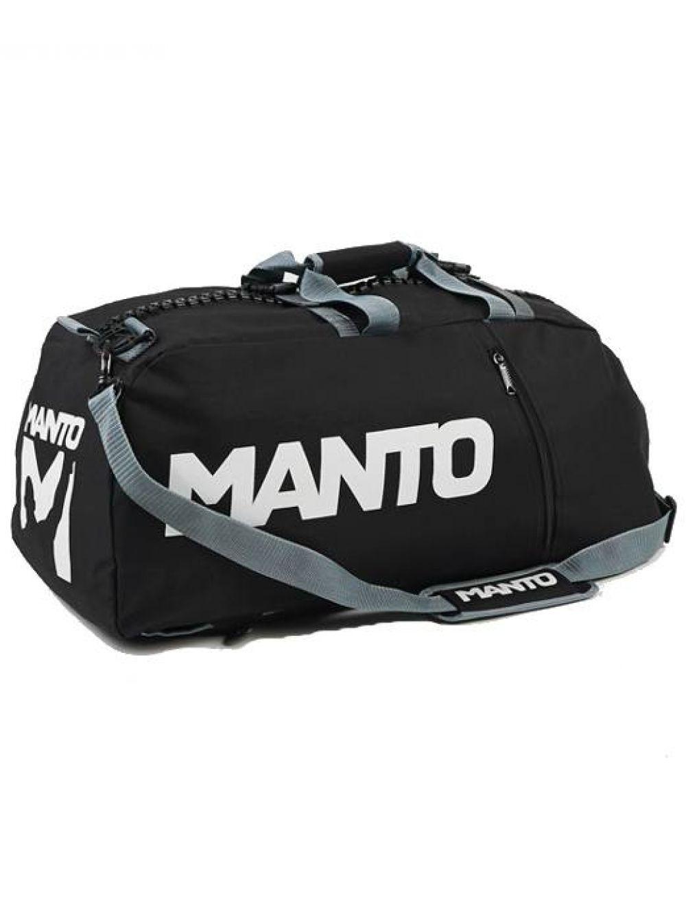 91a87824c7bf Купить спортивную сумку «MANTO VICTORY XL» черную