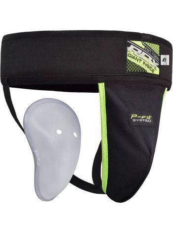 Защита паха RDX Elasticated Groin Protector черная
