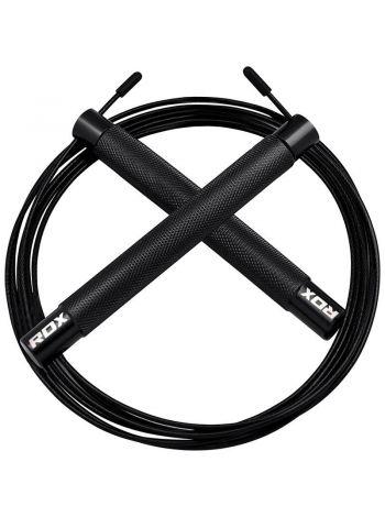 Скакалка RDX Jumping Adjustable черная
