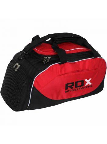 Спортивная сумка RDX Holdall Sports Gear красно-черная