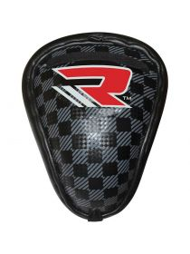 Ракушка для паха RDX Metal Pro Lace Up черная