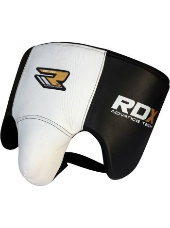 Защита паха RDX Cow Hide Leather Gel