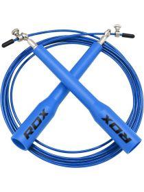 Скакалка RDX Skipping Jumping Adjustable синяя