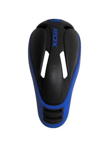Ракушка для паха RDX Gel Abdo Guard синяя