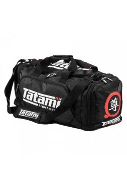 Спортивная сумка Tatami Meiyo Large Gear Bag черная