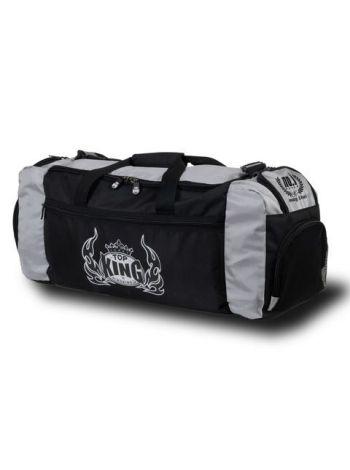 Спортивная сумка Top King черно-серая