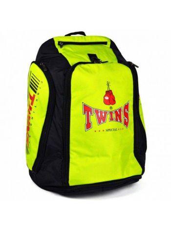 Спортивный рюкзак Twins BAG-5 желтый