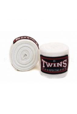 Боксерские бинты TWINS CH-1 белые