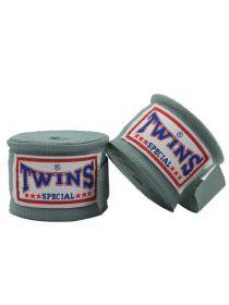 Боксерские бинты Twins Special серые