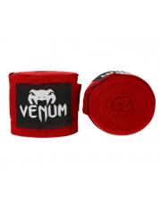 Бинты для бокса VENUM (4 м- 2,5 м) красные