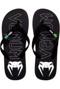 Сланцы Venum Men's Original Sandals черные