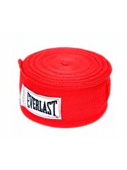 Бинты боксерские Everlast 4.55 м красные