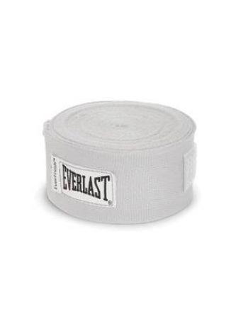 Бинты для бокса Everlast 4.55 м белые