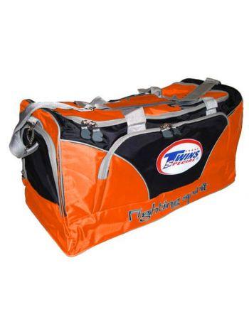 Спортивная сумка TWINS BAG-2 оранжевая