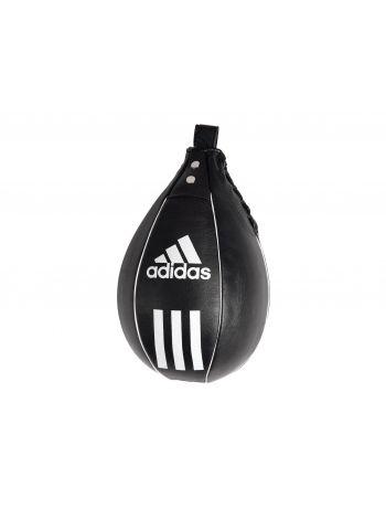 Скоростная боксерская груша Adidas Speed Striking Ball Leather черная