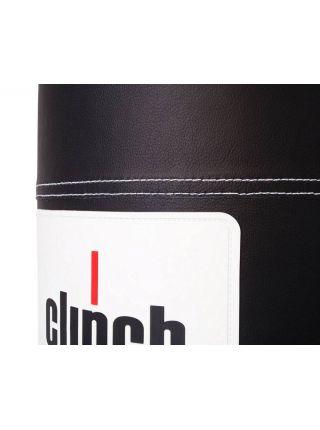 Боксерский мешок Clinch Profi & Durable 120x45 см черный