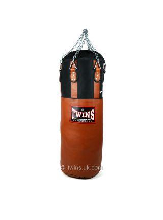 Боксерский мешок Twins HBNL-3 UN-FILLED коричневый