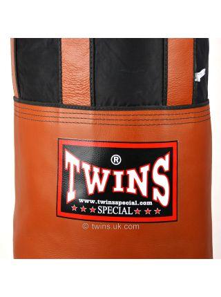Боксерская груша TWINS HBNL-3 коричневая подвесная