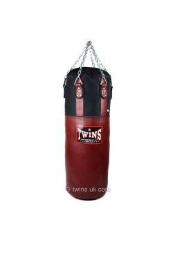Боксерская груша TWINS HBNL-3 красная подвесная
