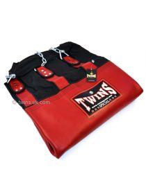 Боксерский мешок Twins HBNL-3 UN-FILLED бордовый
