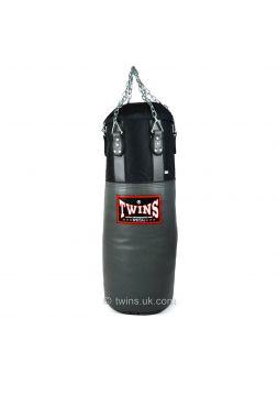 Боксерская груша TWINS HBNL-3 серая подвесная