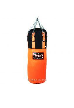 Груша для бокса TWINS HBNL-3 оранжевая подвесная