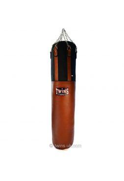 Боксерская груша TWINS HBNL-6 коричневая подвесная