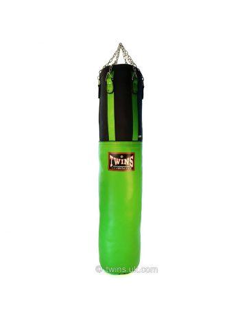 Груша для бокса зеленая TWINS HBNL-6 подвесная