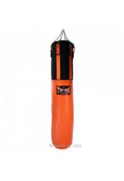 Боксерская груша TWINS HBNL-6 оранжевая подвесная