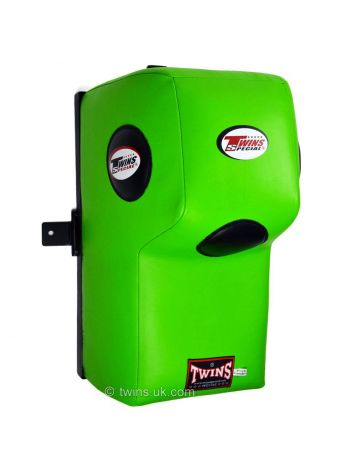 Груша боксерская TWINS WML зеленая настенная