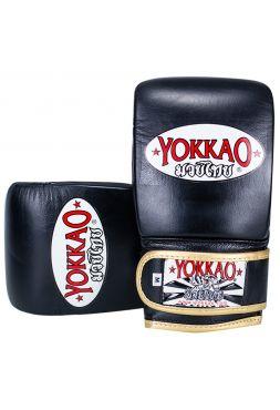 Снарядные перчатки Yokkao черные