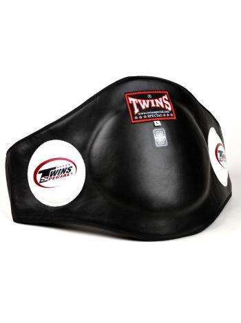 Пояс тренера TWINS BEPL-2 черный