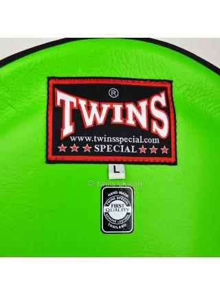 Пояс тренера Twins BEPL-2 зеленый