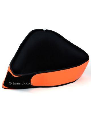 Пояс тренера Twins BEPL-2 оранжевый
