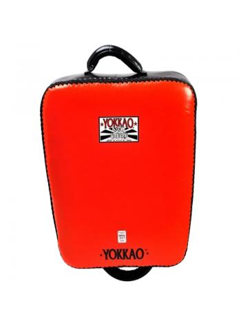 Макивара YOKKAO черно-оранжевая